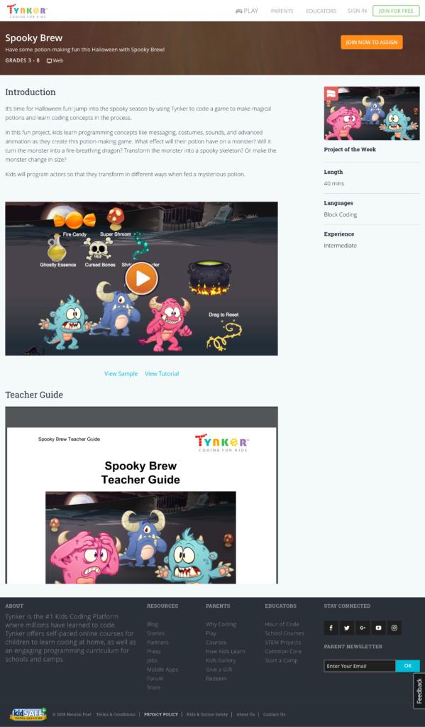 Free Halloween Coding Activities – STEM / STEAM   Technology